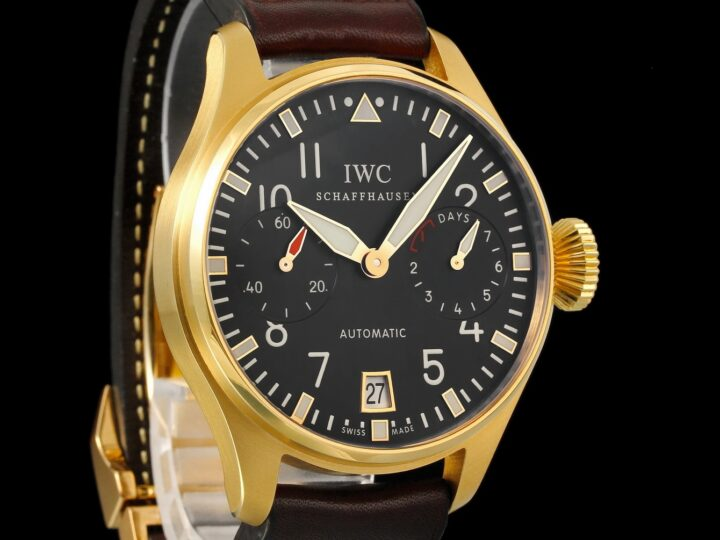 IWC Big Pilot Arije 46.2mm, Limited Edition 1 of 20 pcs, Rosegold, Faltschliesse, IW500416