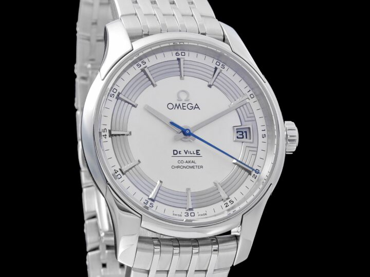Omega Hour Vision Omega Co-Axial 41mm, 431.30.41.21.02