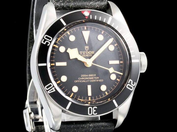 Tudor Heritage Black Bay 41mm, 79230N