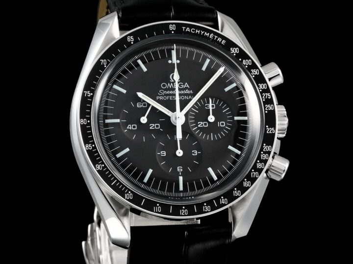 Omega Speedmaster Moonwatch 42mm, DE/08-2020, 311.33.42.30.01.001