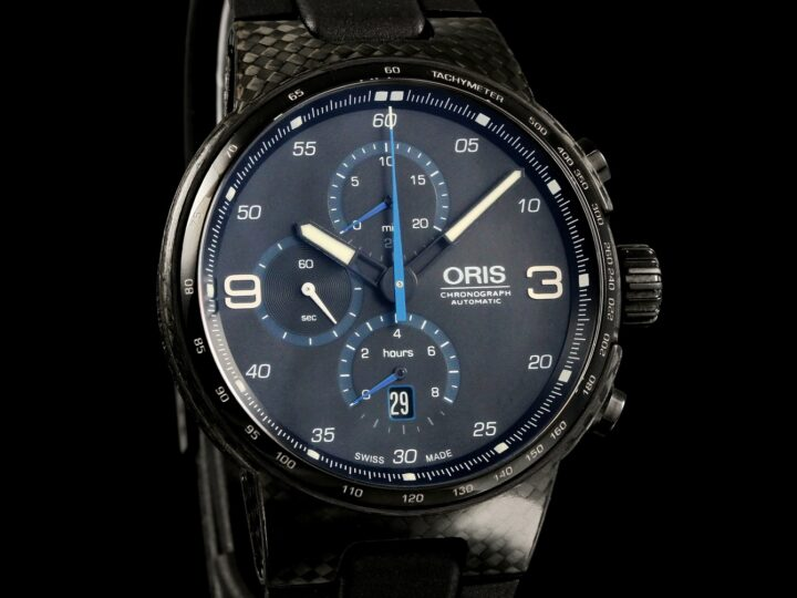 Oris Williams Chronograph 44MM, Carbon Fibre Extreme, 01 674 7725 8764-07 424 50FCTB
