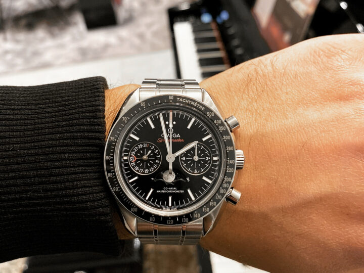 Omega Speedmaster Co-Axial Master Chronometer Chronograph 44.25mm, 304.30.44.52.01.001