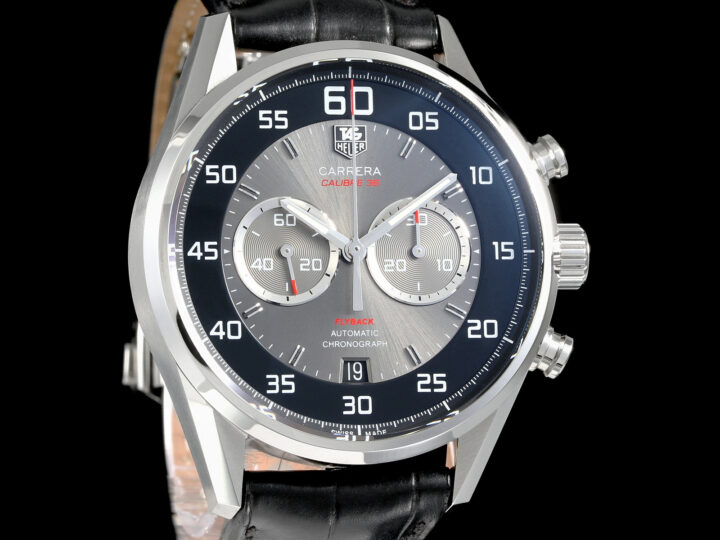 Tag Heuer Carrera 43mm Calibre 36, CAR2B10.FC6235