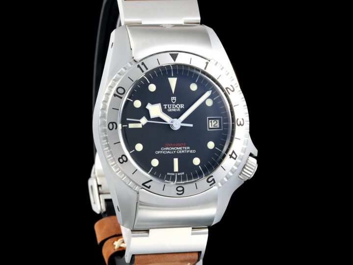 Tudor Black Bay P01 41mm, M70150-0001