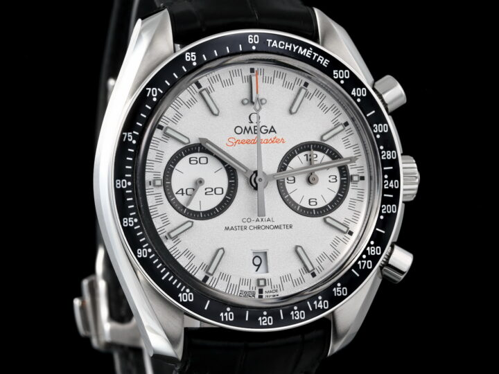 Omega Speedmaster Racing Dial Co-Axial Chronometer Chronograph 44.25mm, 329.33.44.51.04.001