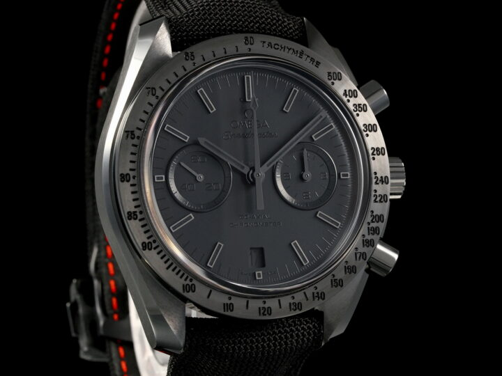 Omega Speedmaster Dark Side of the Moon Co-Axial Chronometer Chronograph 44.25, 311.92.44.51.01.005